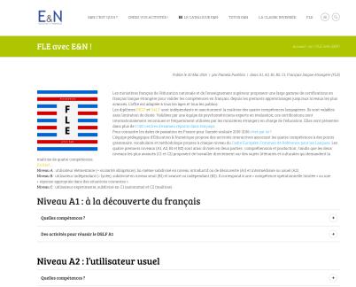Education & Numérique : des ressources pour enseigner le français et le FLE