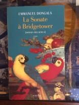 La sonate à Bridgetower by Emmanuel Dongala
