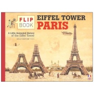 9_Flipbook Eiffel Tower Paris