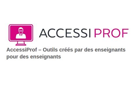 AccessiProf, malettes numériques pour les Profs