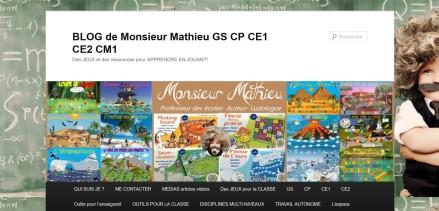 Blog Monsieur Mathieu GS au CM2