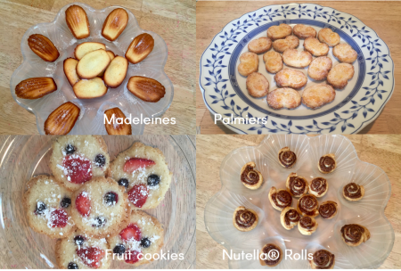 Yummy French Recipes to bake with your children